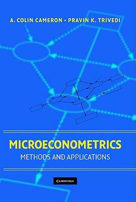 Microeconometrics By Cameron, Adrian Colin/ Trivedi, Pravin K.